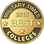 military times 2018 best colleges logo